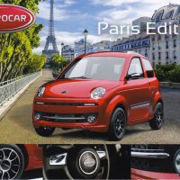 Microcar M.Go 3 Paris